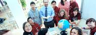 中西融合的课程体系