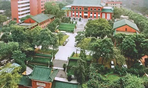 广州市执信中学国际班
