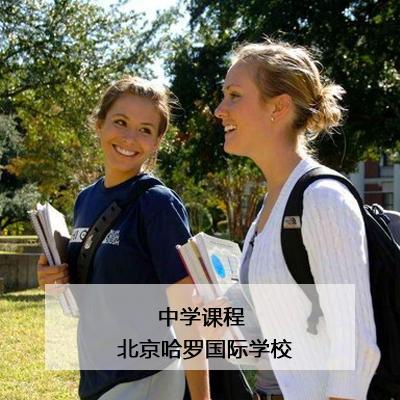 北京哈罗学校中学课程