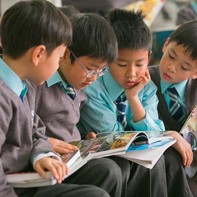 北京市房山区诺德安达学校小学课程