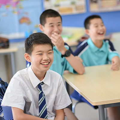 北京市房山区诺德安达学校初中课程
