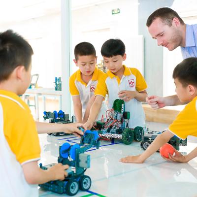 北京爱迪国际学校小学课程